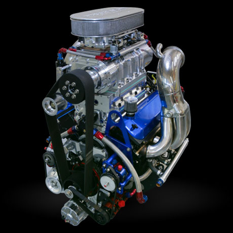 Pfaff Engine Superstock Race Boat
